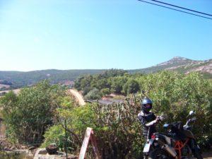 Motorradreise nach Korsika