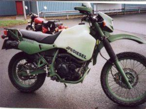 M1030m1 Diesel Motorrad