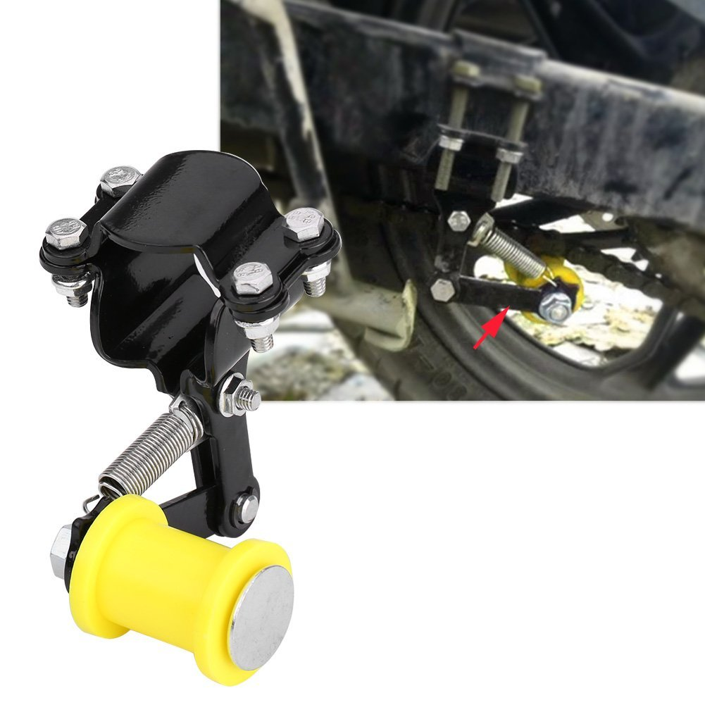 Qiilu Motorrad Kettenspanner im Vergleich