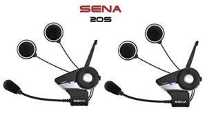 SENA 20S Motorrad Headset Test
