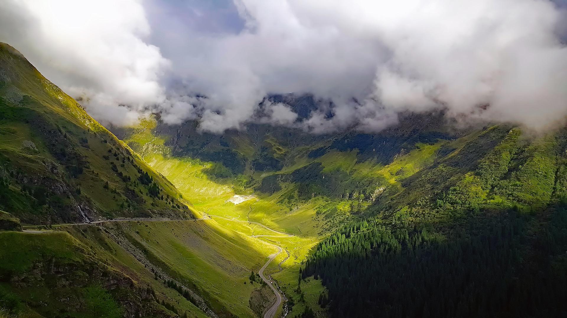 Motorradreise-Rumänien