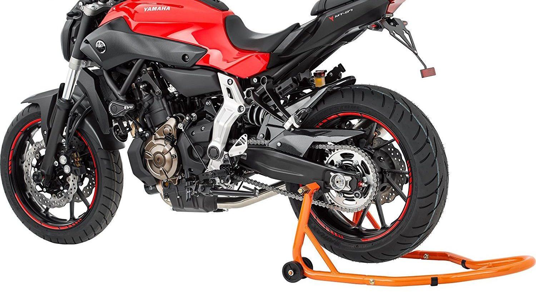 Motorradständer Test