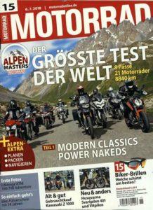 beste MOTORRAD-Zeitschrift