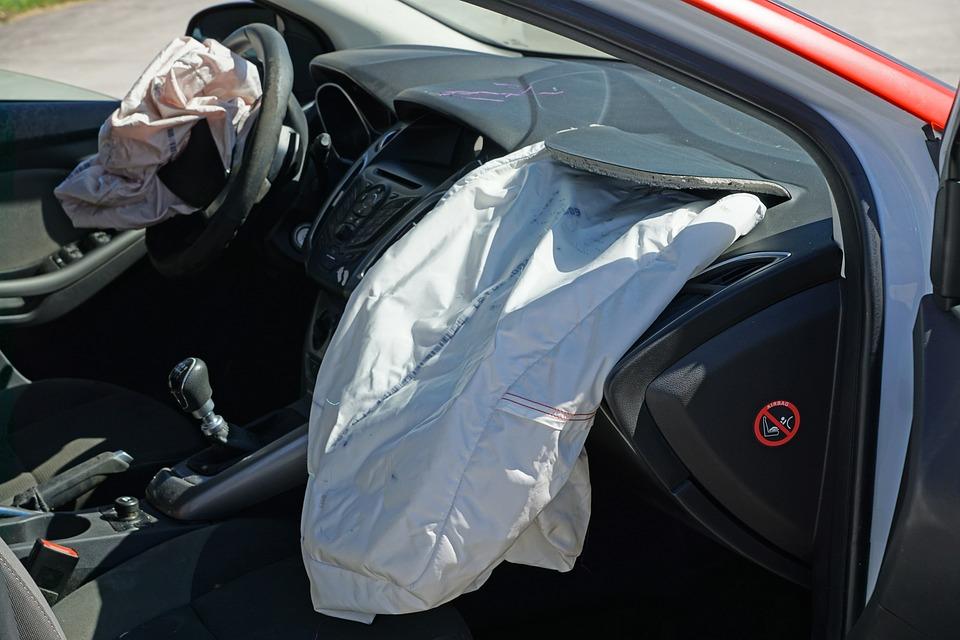 Motorrad Airbag Westen Test