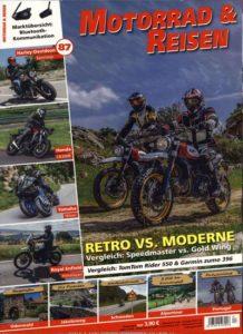 beste Motorrad&Reisen-Abo