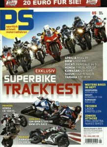 PS-Motorrad Zeitschrift