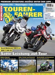 Tourenfahrer-Heft