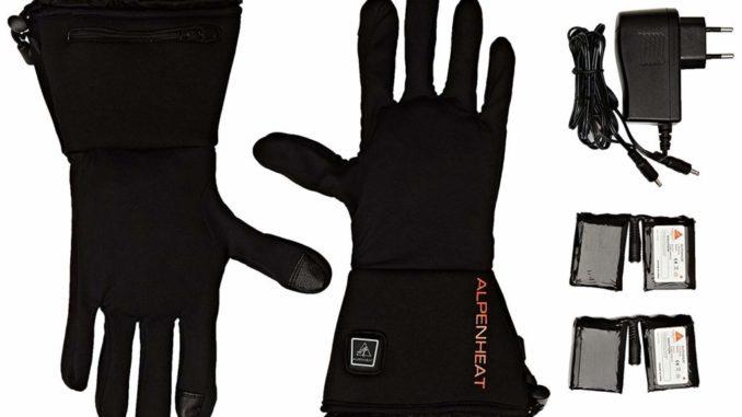 Beheizbare Motorradhandschuhe - Wärmehandschuhe im Test