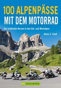 100 Alpenpässe mit dem Motorrad Buch