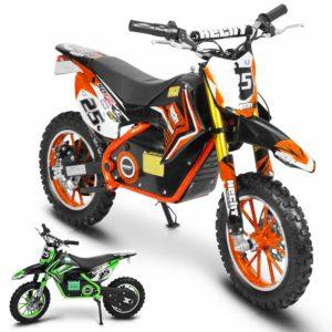 Elektromotorrad Kinder - Pocketbike