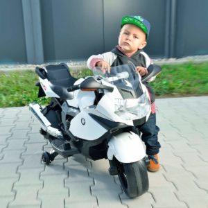 Kindermotorrad Test BMW K1300 S
