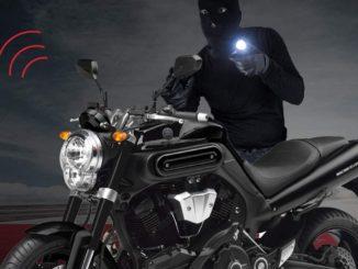 Motorrad Alarmanlage Test