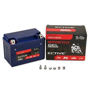 GEL Motorrad Batterie Test