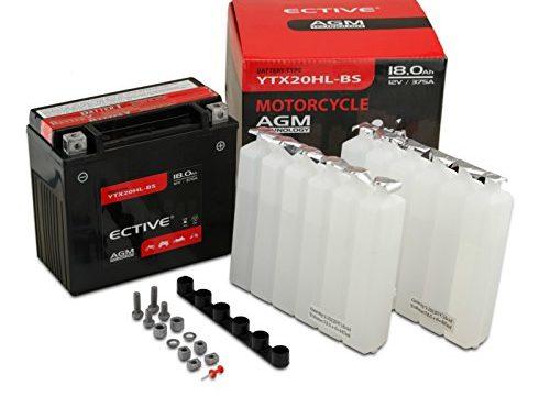 Motorrad Batterie Test