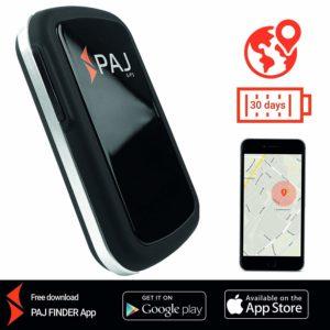 PAJ Motorrad GPS Tracker - stiller Alarm