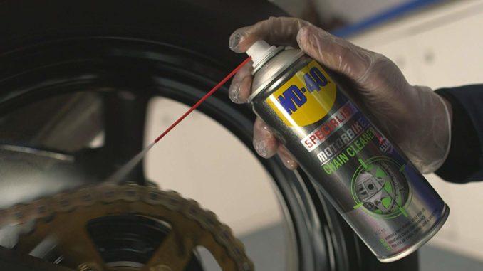 Motorrad Kettenspray Test 2019