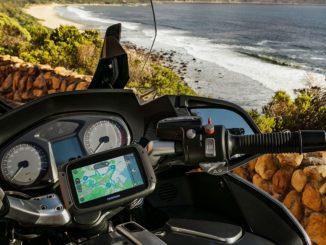 Motorrad Navi Test