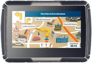 NavGear Motorrad Navigationssystem N4