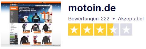 MotoIn Bewertung