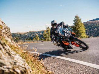 KTM 790 Adventure Test