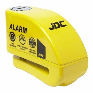 Bremsscheibenschloss mit Alarm