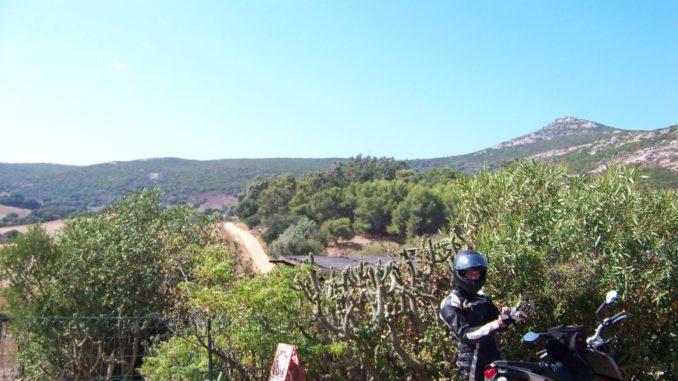 Sardinien Motorrad Reisebericht veröffentlichen
