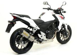 Titan Honda CBR500R Arrow