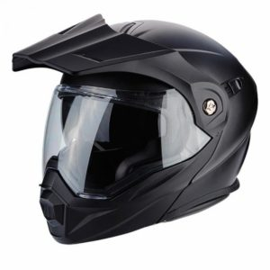 Scorpion ADX-1 Klapphelm Test