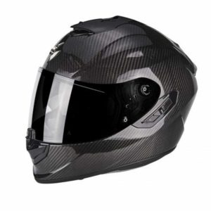 Scorpion Exo 1400 Carbon Helm Test