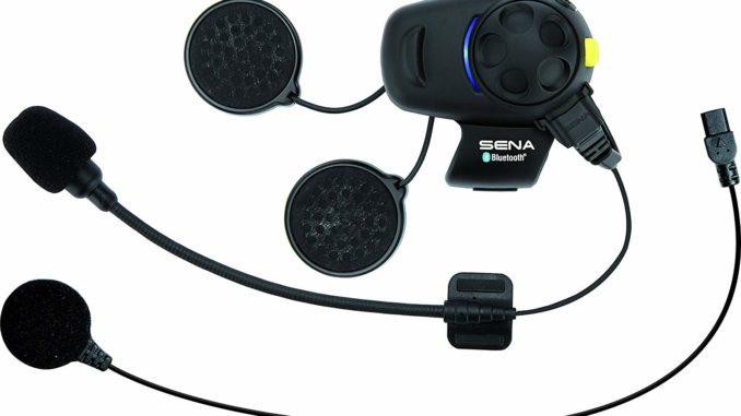 Sena SMH5 FM Test