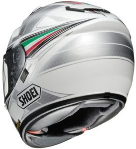 SHoei GT Air Rückseite