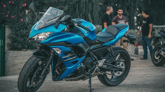 Motorradreifen Test