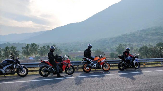 Motorradstiefel Test