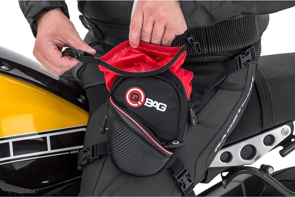 Qbag Motorrad Gürteltasche